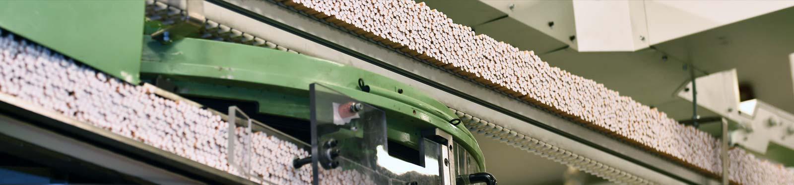 Cigarette Brand Manufacturing Process